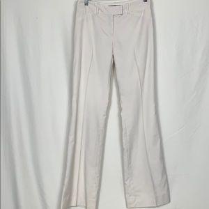 Antonio Melani white dress pants size 2